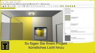 So fügen Sie Ihrem Projekt künstliches Licht hinzu