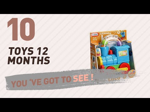 Toys 12 Months, Uk Top 10 Collection // New & Popular 2017