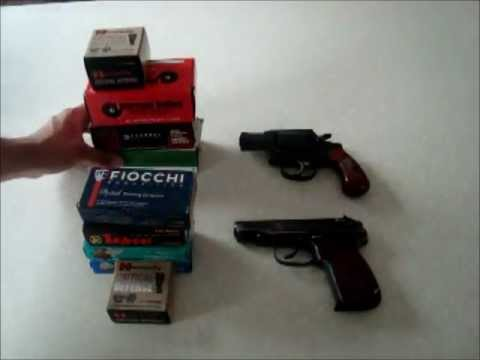 Armscor M206 Vs Bulgarian Makarov Battle of the Cheap inexpensive affordable guns