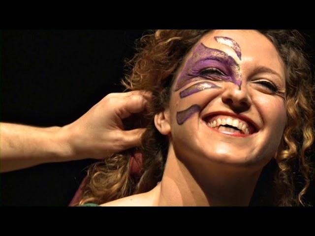 SOGNO 2016 - backstage -cast B - il Genio della lampada