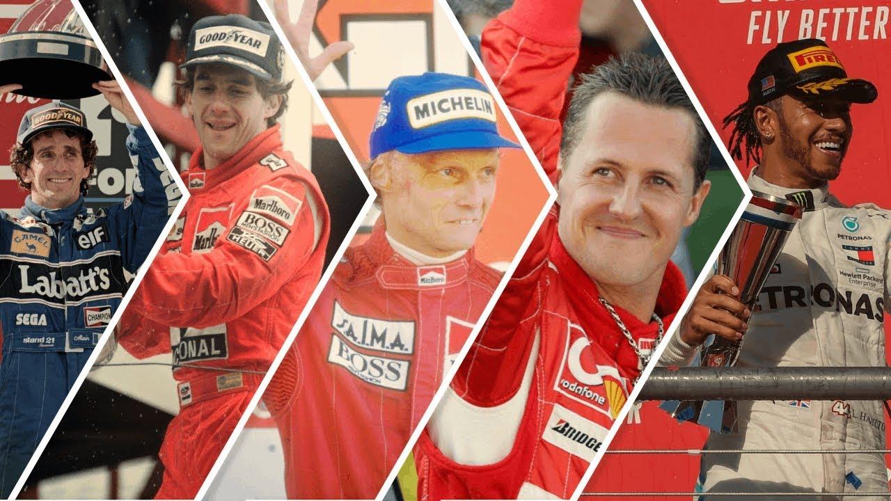 Hamilton merece um lugar entre os 5 melhores da história da Fórmula 1?   #LimiteESPN