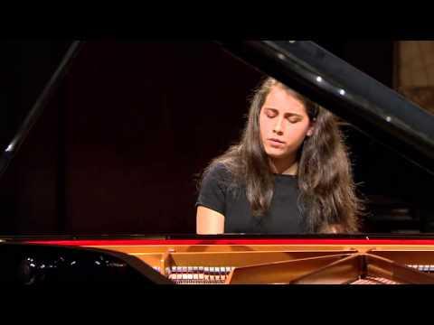 Michelle Candotti – Etude in B minor Op. 25 No. 10 (first stage)
