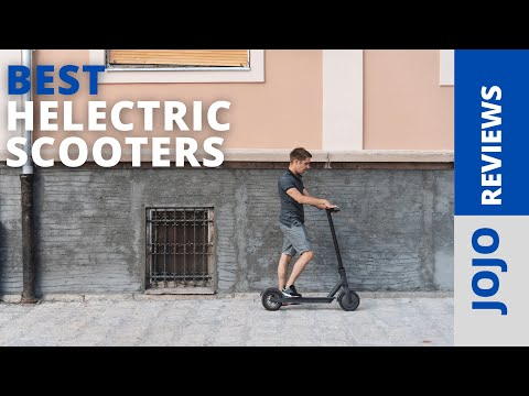 Top 5 Budget Electric Scooters for Girls and Boys | Under 500 | Expert's Choice | 2021 JoJo Reviews