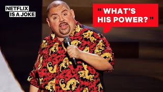 Batman Isn't the Best Superhero, He's the Creepiest | Gabriel Iglesias | Netflix Is A Joke