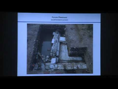 "Saturday Scholar Series: ""Caesar's Legacy at Butrint"" - David Hernandez 9.22.12"
