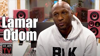 Lamar Odom on Stopping a Fight Between Master P and Kobe Bryant (Part 9)