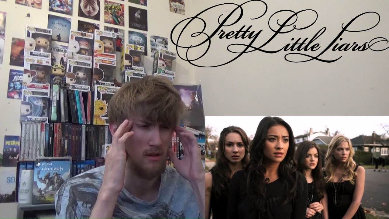 Pretty Little Liars Season 1 Episode 1 - 'Pilot' Reaction ...