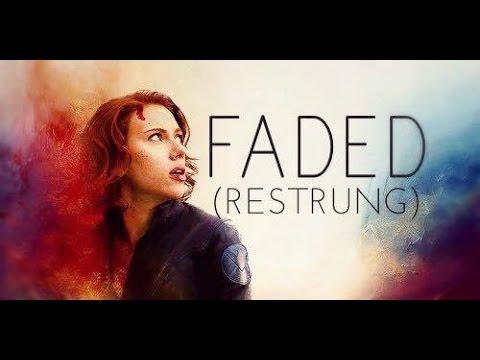 Natasha Romanoff & Steve Rogers Faded (Restrung)