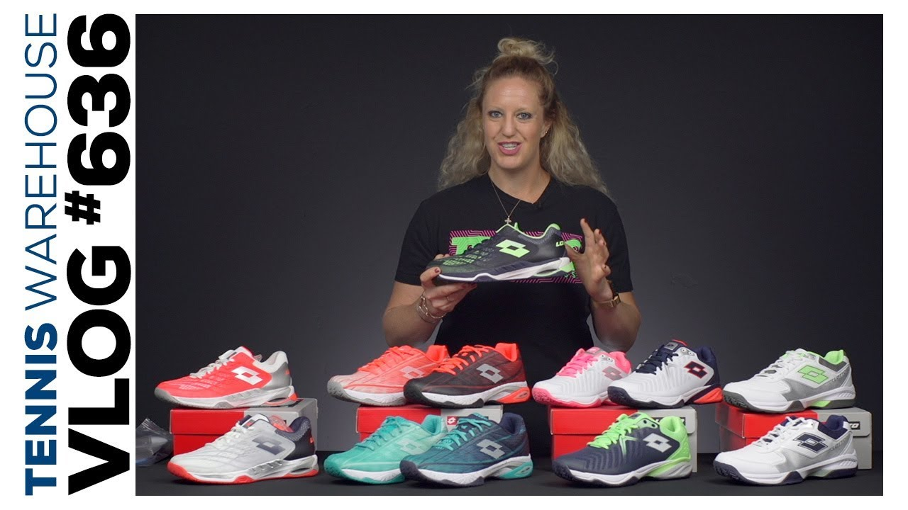 fb976b1ee810 New Lotto Tennis Shoes are HERE! -- VLOG  636 - YouTube