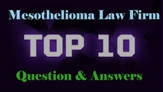 Mesothelioma Law Firm II Find the Best Mesothelioma Lawyer or Law Firm 2