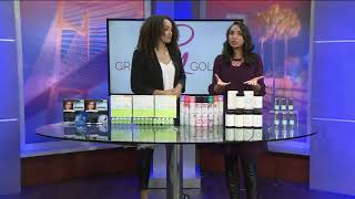 First Coast Living Featuring ORALGEN® Nupearl®