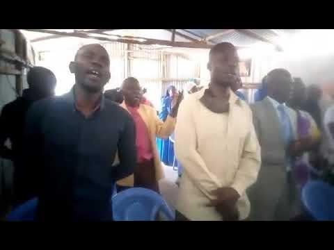 The GMFC / WFF Kibera Kenya Fellowship Signing to Jesus