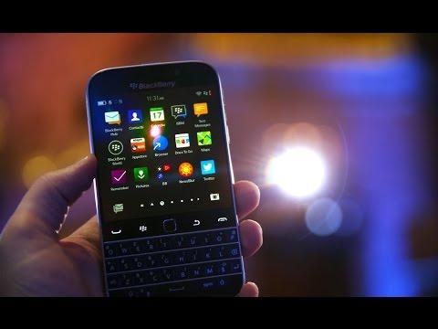 Blackberry Classic la recensione di HDblog.it