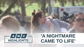 Families of Saugus high school students still in shock from shooting | ANC Highlights