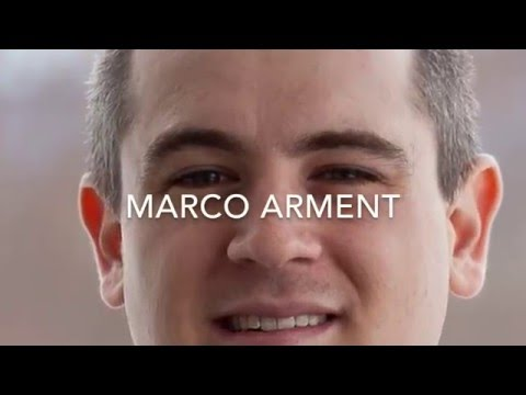 The Career Of Marco Arment