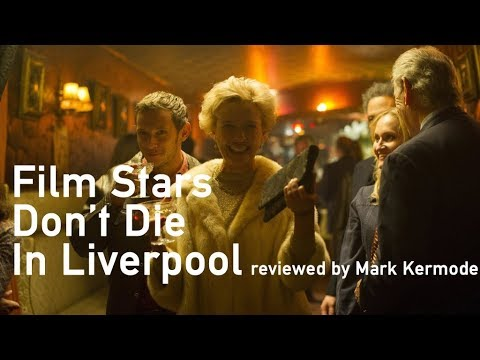 Film Stars Don't Die In Liverpool reviewed by Mark Kermode