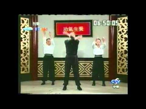 達摩易經甩手功 Shoai-Shoou-Gong(示範) - 甩掉癌症和百病,甩出年輕和健康。