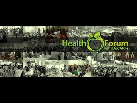 Health Forum Official Video | May 2017