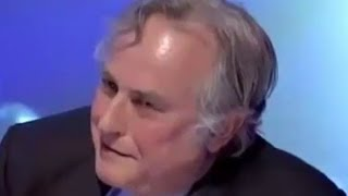 Richard Dawkins stunned by stupidity