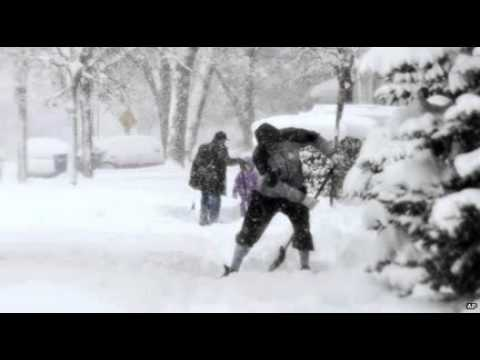 Why do so many people die shovelling snow?