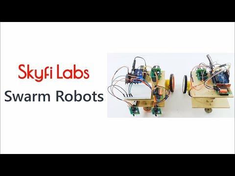 Swarm Robotics Project - Online Course