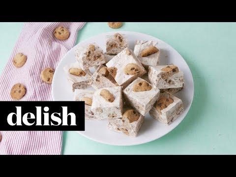 Milk 'n Cookie Fudge | Delish