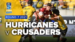 Super Rugby Aotearoa | Hurricanes v Crusaders - Rd 7 Highlights