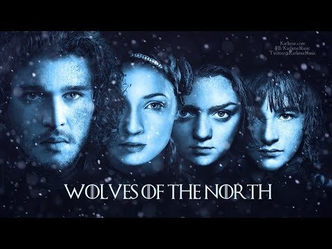 Karliene - Wolves of the North