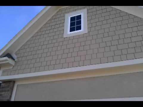 James Hardie Shingle Siding Kansas City Mo Youtube