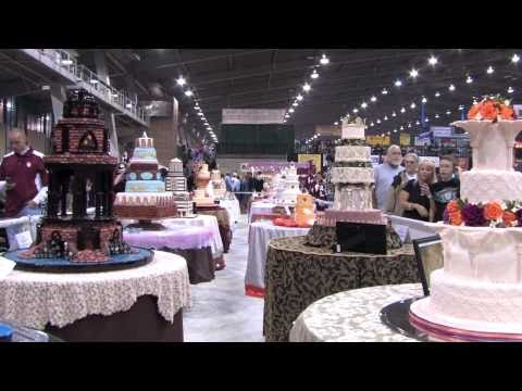 Biggest Cake Competition, Oklahoma State Sugar Art Show