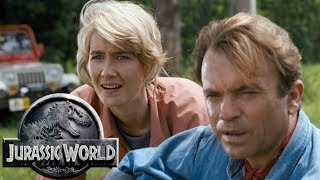Alan Grant and Ellie Sattler Will Be In Jurassic World 3