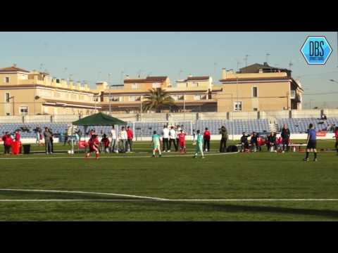 DB Sports Tours - U12's La Liga Tournament - Match 1 FC Dallas U12's -v-  FC Barcelona U12's