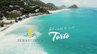 Sebastian's on the Beach in Tortola, BVI. 2020 - 2021 Season Opening.