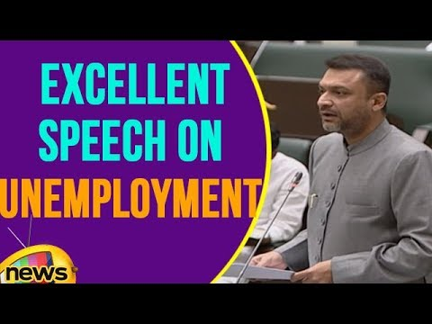 Akbaruddin Owaisi Excellent Speech On Unemployment | Telangana Assembly | Mango News