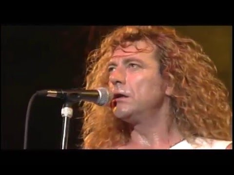 Robert Plant - I Believe (live in Montreux 1993)
