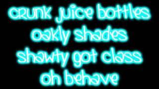 Jesse McCartney - Buy You A Drank with Lyrics