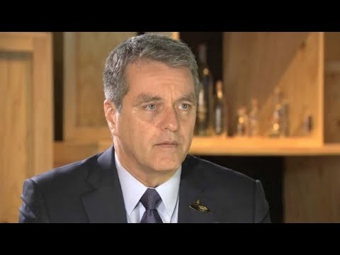 G20 can find common ground on trade issue , says WTO chief