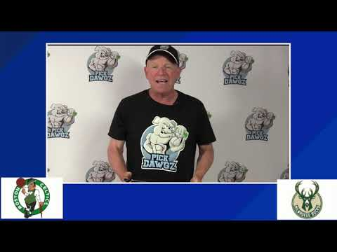 Milwaukee Bucks vs Boston Celtics 7/31/20 Free NBA Pick and Prediction NBA Betting Tips