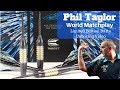 Target Phil Taylor World Matchplay Limited Edition darts Unboxing video