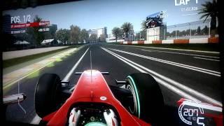 F1 2010 - Melbourne - Australia XBOX 360