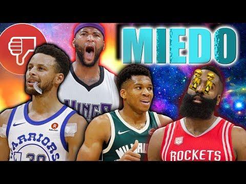MIEDO, EMOCIÓN Y NERVIOS EN LA RECTA FINAL DE LA NBA