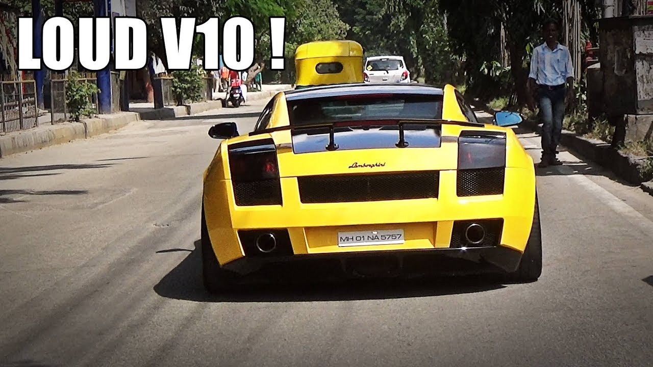 Best Sounding V10 Lambo Ever Dmc Lamborghini Gallardo Capristo