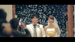 アートグレイス・ウエディングコースト(大阪)での結婚式ハイライトです...