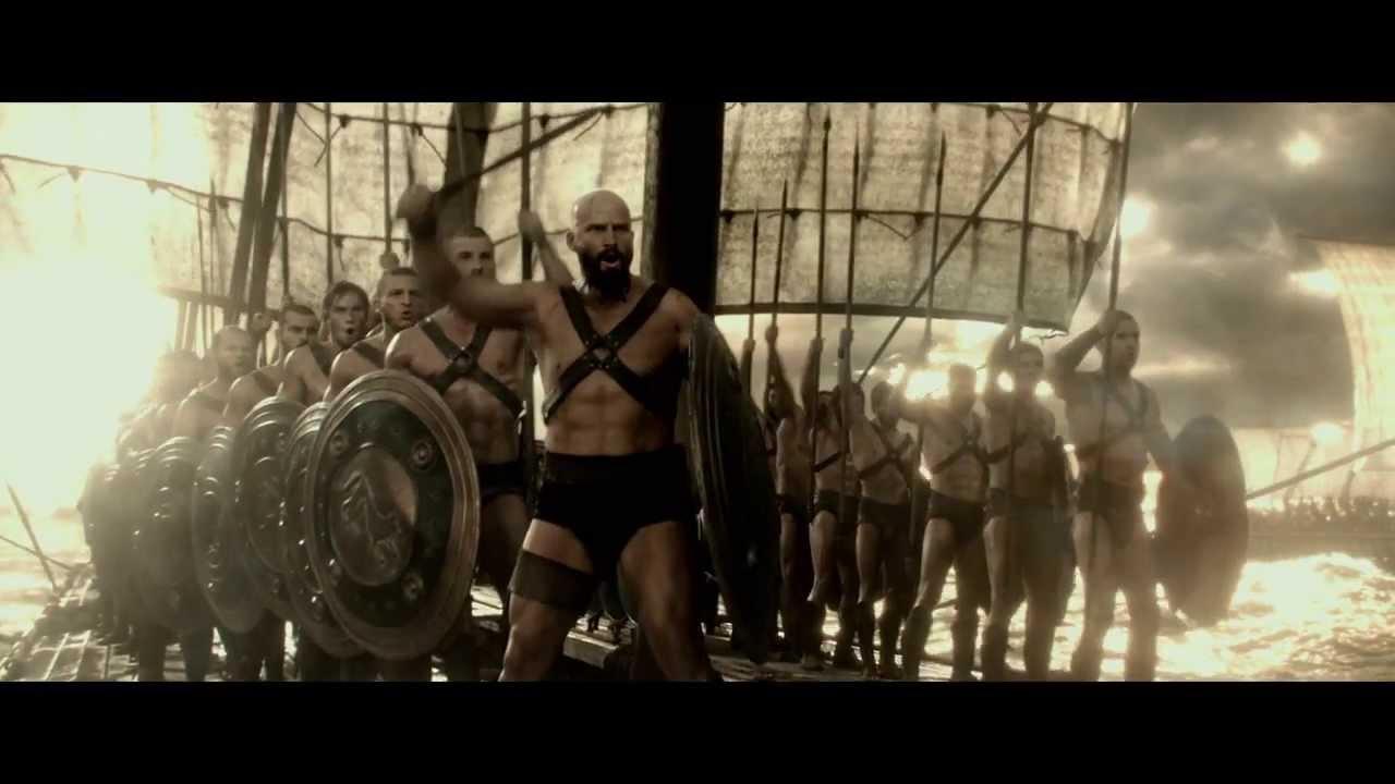 300 El Nacimiento De Un Imperio Héroes Subtitulado Hd Oficial De Warner Bros Pictures Youtube