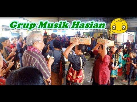 Musik Pesta Adat Batak Namonding - Grup Musik Hasian Siantar (Uning Uningan Batak))