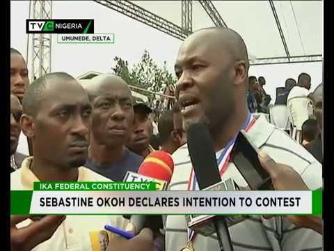 Sebastine Okoh declares for Ika Federal Constituency seat