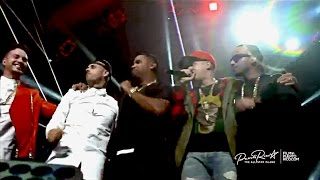 Travesuras Remix De La Ghetto, Arcangel, Zion, J. Balvin, Nicky Jam   Choliseo. 2015