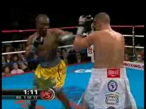 Sakio Bika Vs Peter Manfredo Jr. (1 of 2)