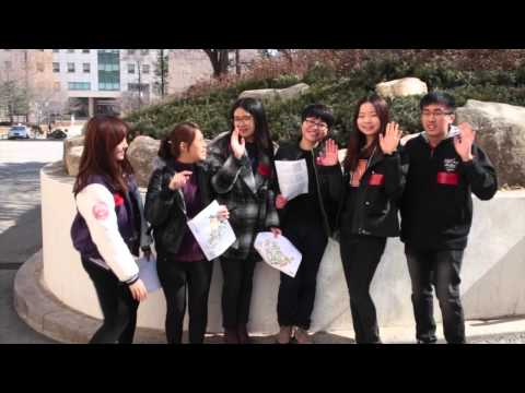 2015-1 Sejong Global Buddy's Video Clip for Foreign Exchange Students!