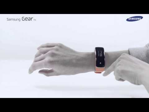 Samsung Galaxy Gear Fit | How To: Use the Heart Rate Monitor